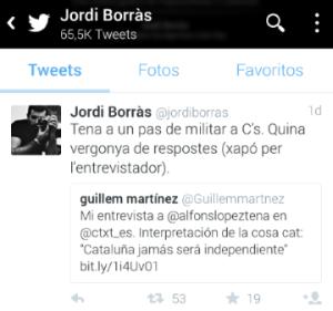 Jordi Borràs López Tena